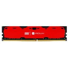 DIMM DDR4 8GB 2400MHz CL15 (Kit 2x4GB) GOODRAM, red