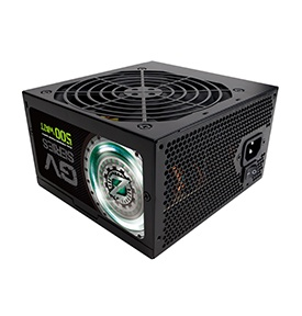Zdroj Zalman ZM500-GV 500W 80+ Bronze ATX12V 2.3 aPFC 12cm fan