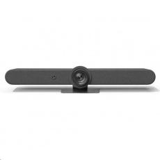 Logitech všestranný videokonferenční systém Rally Bar, graphite/grafitová