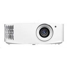 Optoma projektor UHD38  (DLP, 4K UHD, 4000 ANSI, 1M:1, 2xHDMI, VGA, Audio, RS232, 1x 10W speakers)