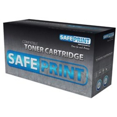 SAFEPRINT kompatibilní toner OKI 43324408 | Black | 6000str