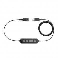 Jabra Link 260, QD -> USB, Plug & Play
