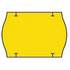 cenovkové etikety 26x18 STAR PRIX - žlté (pre etiketovacie kliešte) 1.000 ks/rol.