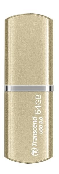 TRANSCEND USB Flash Disk JetFlash®820, 64GB, USB 3.0, Gold