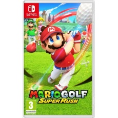 SWITCH Mario Golf: Super Rush