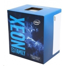CPU INTEL XEON E3-1245 v5, LGA1151, 3.50 GHz, 8MB L3, 4/8, VGA HD P530, 80W, BOX