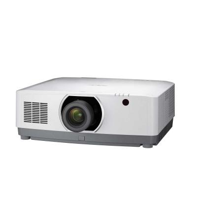 NEC Projektor LCD PA803UL (1920x1200,8000ANSI,2500000:1)  8 000h lamp laser,D-SUB,DP, HDMI,, LAN incl. NP41ZL lens