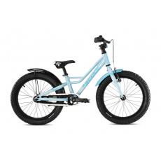 S'COOL  Detský bicykel faXe 18 svetlomodrý (od 110 cm)