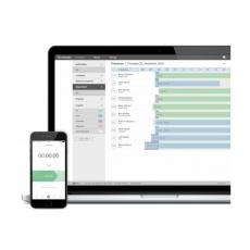 TimeMoto Cloud (roční licence)