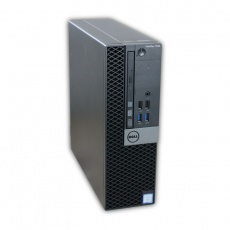 Počítač Dell OptiPlex 7040 SFF Intel Core i5 6500 3,2 GHz, 8 GB RAM, 256 GB SSD, Intel HD, DVD-RW, el. kľúč Windows 10 PRO