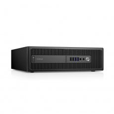HP EliteDesk 800 G2 SFF- Core i3 6100 3.7GHz/8GB RAM/128GB SSD + 500GB HDD