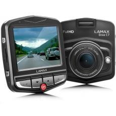 LAMAX DRIVE C7 - kamera do auta - rozbaleno