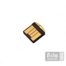 YubiKey 5 Nano - USB-A, klíč/token s vícefaktorovou autentizaci, podpora OpenPGP a Smart Card (2FA)