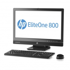 HP EliteOne 800 G1 AiO- Core i3 4160 3.6GHz/8GB RAM/256GB SSD NEW