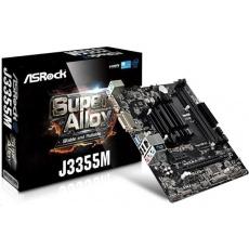 ASRock MB Int.procesor J3355M, 2xDDR3, VGA, micro-ATX