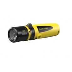 LEDLENSER svítilna pro riziková prostředí, dobíjecí EX7R - Box