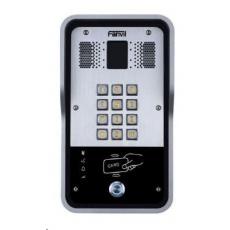Fanvil IP vrátník i23, 2 SIP, PoE, IP65, IK10