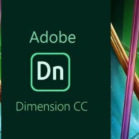 ADB Dimension CC MP Multi Euro Lang ENTER LIC SUB RNW 1 User Lvl 1 1-9 Month