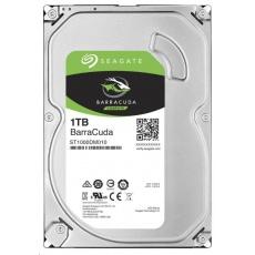 SEAGATE HDD BARRACUDA 1TB SATAIII/600 7200RPM, 64MB cache