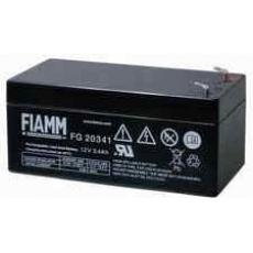 Baterie - Fiamm FG20341 (12V/3,4Ah - Faston 187), životnost 5let