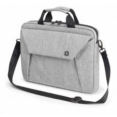 DICOTA Slim Case EDGE 14-15.6, light grey