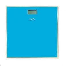 Laica PS1068B digitální osobní váha modrá 150kg