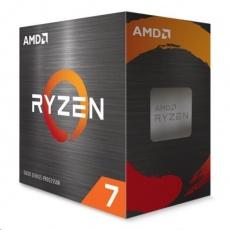 CPU AMD RYZEN 7 5800X, 8-core, 3.8 GHz (4.7 GHz Turbo), 36MB cache (4+32), 105W, socket AM4, bez chladiče