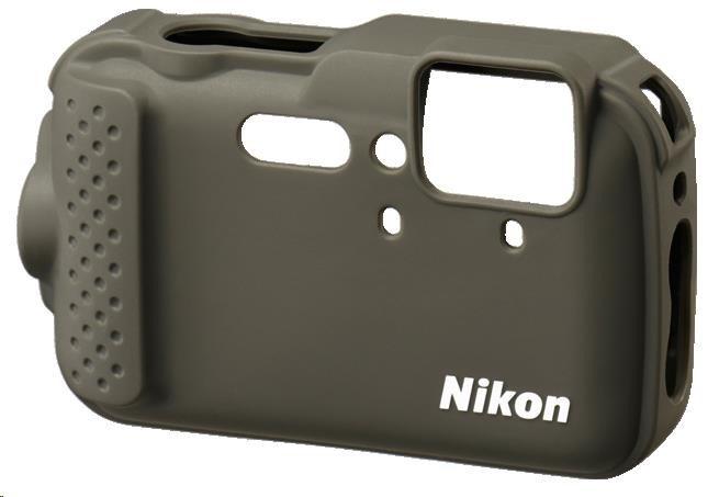 NIKON CF-CP001 silikonový návlek - khaki
