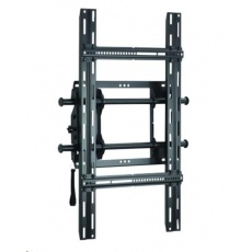 """NEC držák PD02W T L L- Medium universal wall mount for LFDs from 32"""" to 65"""" with tilt function,landscape"""