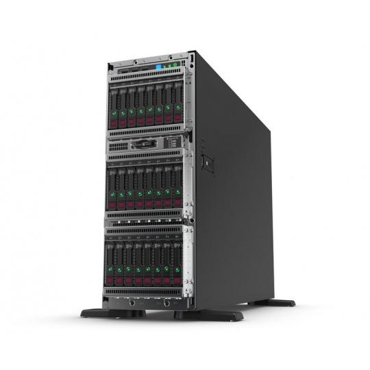 HPE PL ML350G10 4210 (2.2G/10C/2400) 1x16G 8SFF P408i-a/2GSSB 1x800W RFC NBD333