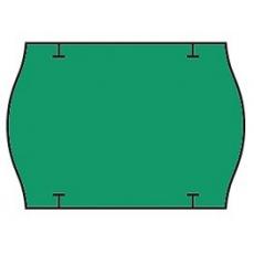 cenovkové etikety 26x18 STAR PRIX - zelené (pre etiketovacie kliešte) 1.000 ks/rol.