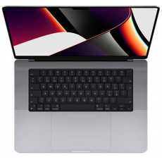 APPLE MacBook Pro 16'' Apple M1 Pro chip with 10-core CPU and 16-core GPU, 1TB SSD - Space Grey