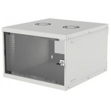"""Intellinet 19"""" BASIC rozvádzač 6U/560mm, šedý, rozložený flatpack"""