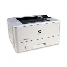 Tlačiareň HP LaserJet Pro M402N, sieťová karta, použitý toner, kabeláž