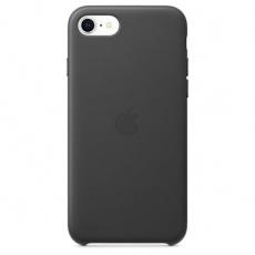 APPLE iPhoneSE Leather Case - Black