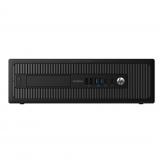 HP EliteDesk 800 G1 SFF- Pentium G3240 3.1GHz/4GB RAM/500GB HDD