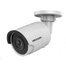 HIKVISION IP kamera 6Mpix, H.265, 25 sn/s, obj. 2,8 mm (97°), PoE, IR 30m, IR-cut, WDR 120dB, analytika, 3DNR, MicroSDXC