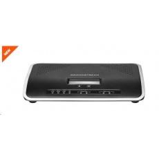 Grandstream UCM6202 [IP PBX - IP pobočková ústředna, 2xFXO, 2FXS, 2xRJ-45, router mode, USB, SD-card, PoE+]