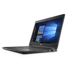 Dell Latitude 5480- Core i5 7200U 2.5GHz/8GB RAM/256GB M.2 SSD/battery VD