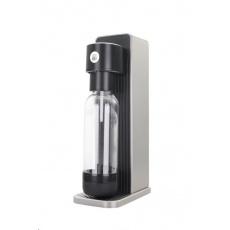 LIMO BAR výrobník sody TWIN - Black/Silver Mat