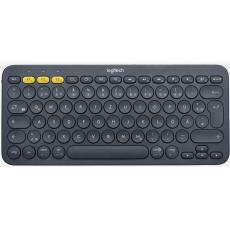 Logitech Bluetooth Keyboard Multi-Device K380, black, DE