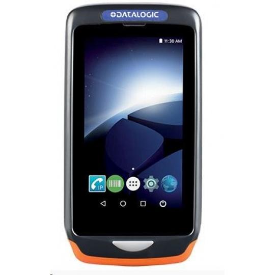 Datalogic Joya Touch Basic, 2D, Wi-Fi, NFC, červená, grey, WEC 7