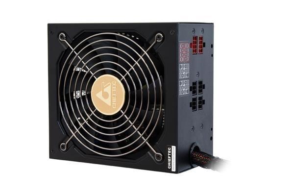 CHIEFTEC zdroj A135 Series, APS-1000CB, 1000W, ATX-12V V.2.3/EPS-12V,14cm fan, Retail, 80+ Bronze