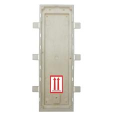 2N® IP Verso - Krabica pre inštaláciu do steny, 3 moduly