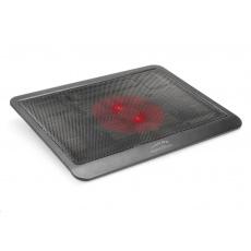 SPEED LINK chladící podložka AIRDRAFTER Notebook Cooler, černá