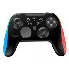 iPega Bluetooth herní ovladač 9139 pro N-Switch / Switch Lite / Android / PC