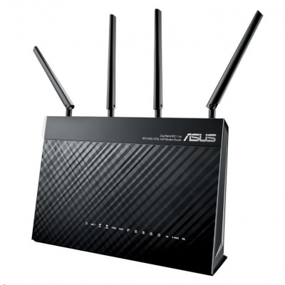 ASUS DSL-AC87VG Wireless AC2400 Dual-Band Wi-Fi VDSL/ADSL Modem Router