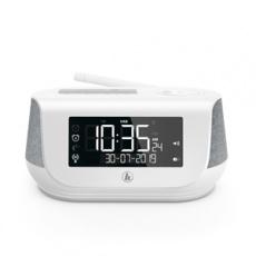 Hama digitálne rádio DR36SBT, FM/DAB/DAB+/Bluetooth, biele