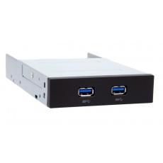 CHIEFTEC MUB-3002 USB 3.0 Front Panel, 2 x USB 3.0
