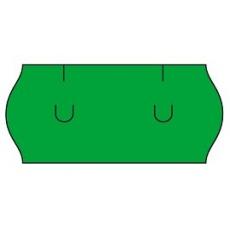 cenovkové etikety 26x12 UNI - zelené (pre etiketovacie kliešte) 1.500 ks/rol.